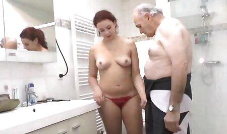 سکس به بهترین رقص سکسی نوبه خود توسط دو, لزبین, جوراب ساق بلند